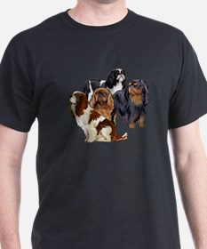 toy spaniel group T-Shirt