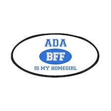 Ada is my homegirl Patches