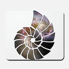 Cosmic Shell Mousepad