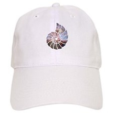 Cosmic Shell Baseball Baseball Cap
