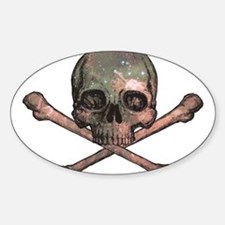 Skull and Bones - Cosmic Decal