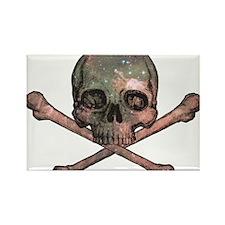 Skull and Bones - Cosmic Rectangle Magnet