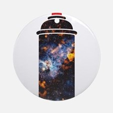 Spray Paint - Cosmic Ornament (Round)