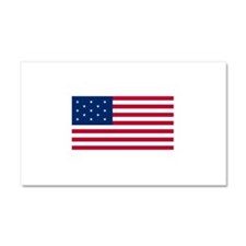 US 2nd - 13 Star Car Magnet 20 x 12