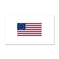 US 2nd - 13 Stars Cowpens Flag Car Magnet 20 x 12