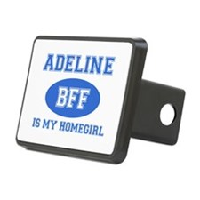 Adeline is my homegirl Hitch Cover