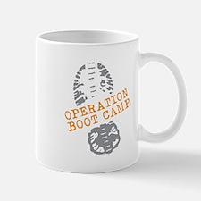 Operation Boot Camp Color Logo Mug
