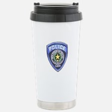 Cuero Texas Police Dept. Travel Mug