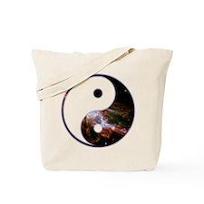 Yin Yang - Cosmic Tote Bag