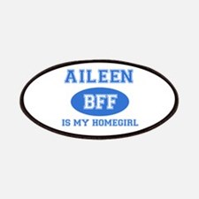 Aileen is my homegirl Patches