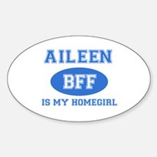 Aileen is my homegirl Decal