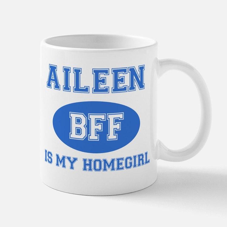 Aileen is my homegirl Mug