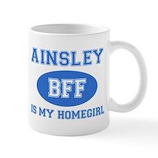 Ainsley is my homegirl Mug