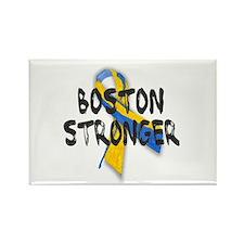 Boston Stronger Rectangle Magnet