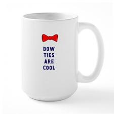 Bow ties are cool Mug