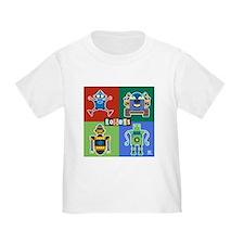 Robots Kids T-Shirt