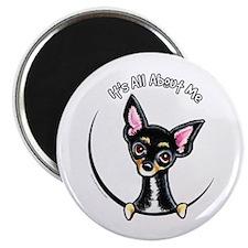 "B/T Chihuahua IAAM 2.25"" Magnet (10 pack)"