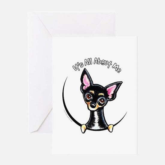 B/T Chihuahua IAAM Greeting Card