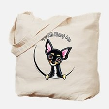 B/T Chihuahua IAAM Tote Bag