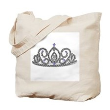 Princess/Tiara Tote Bag