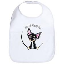 Black Tan Chihuahua IAAM Bib