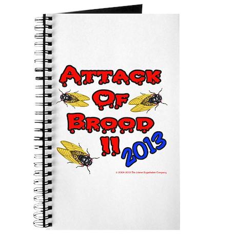 Scary Brood II Cicada Journal