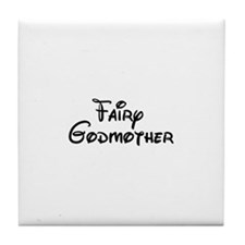 Fairy Godmother's Tile Coaster