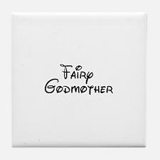 Fairy Godmother's Tile Coaster