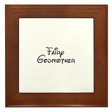 Fairy Godmother's Framed Tile