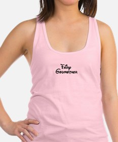 Fairy Godmother's Racerback Tank Top