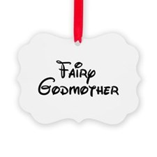 Fairy Godmother's Ornament