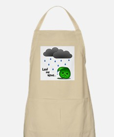 Leaf me alone... Apron