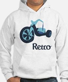 Big Wheel Retro Hoodie