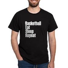 basketball Eat Sleep Repeat T-Shirt