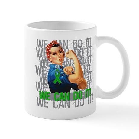 Rosie Riveter Spinal Cord Injury Mug