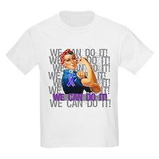 Rosie Riveter Rheumatoid Arthritis T-Shirt