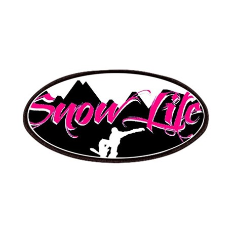 Snow Life Pink (Mnt) Boarder