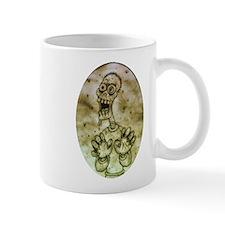 Cartoon Zombie Mug