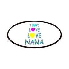 Love Love Nana Patches