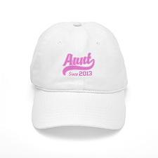 Aunt Since 2013 Baseball Cap