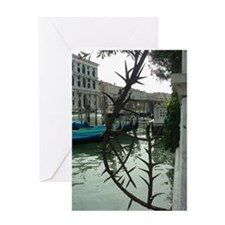 Murano Italy Greeting Card