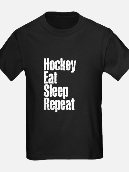 Hockey Eat Sleep Repeat T-Shirt