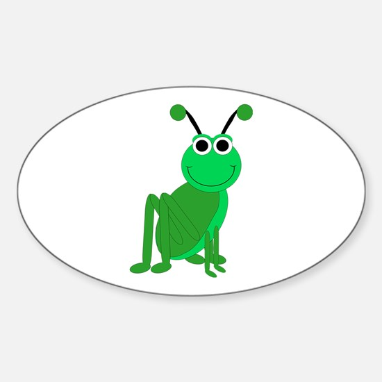 Grasshopper Decal