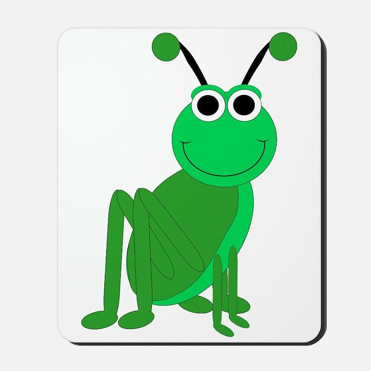 Grasshopper Mousepad