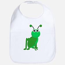 Grasshopper Bib