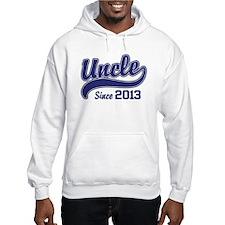 Uncle Since 2013 Hoodie