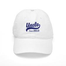 Uncle Since 2013 Baseball Cap