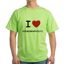 I love hydrographists T-Shirt