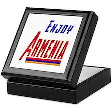 Armenia Designs Keepsake Box