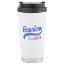 Grandma Since 2013 Travel Mug
